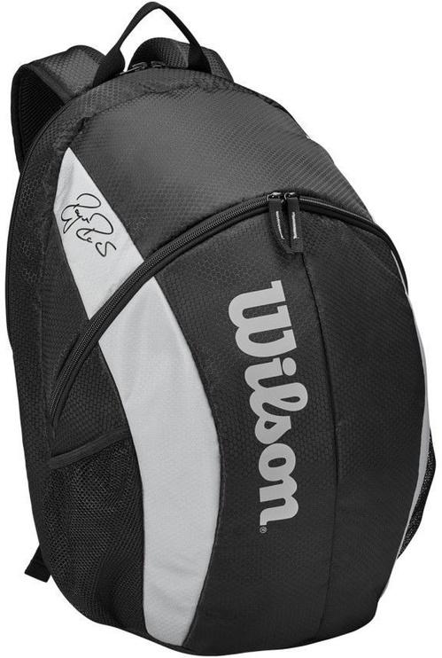 Wilson Roger Federer Team Backpack Blac