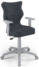 Entelo Office Chair Duo Grey/Dark Grey Size 6 AT04