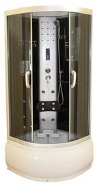Dušikabiin Wale 7080, poolümar, 800x800x2150 mm