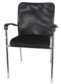Verners Chair Pitsburg Black 557955