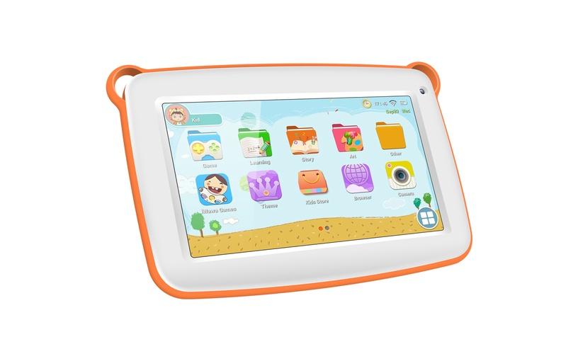Vaikiška planšetė Sponge Smart 2 Orange