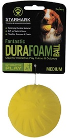 Игрушка для собаки Starmark Fantastic DuraFoam Ball M Yellow