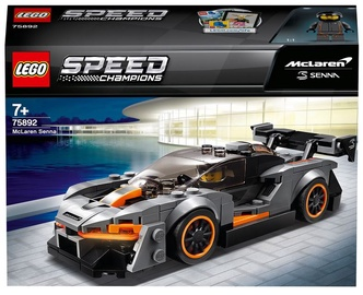 Konstruktor LEGO® Speed Champions McLaren Senna 75892, 219 tk