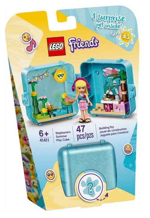 Конструктор LEGO® Friends 41411 Летняя игровая шкатулка Стефани