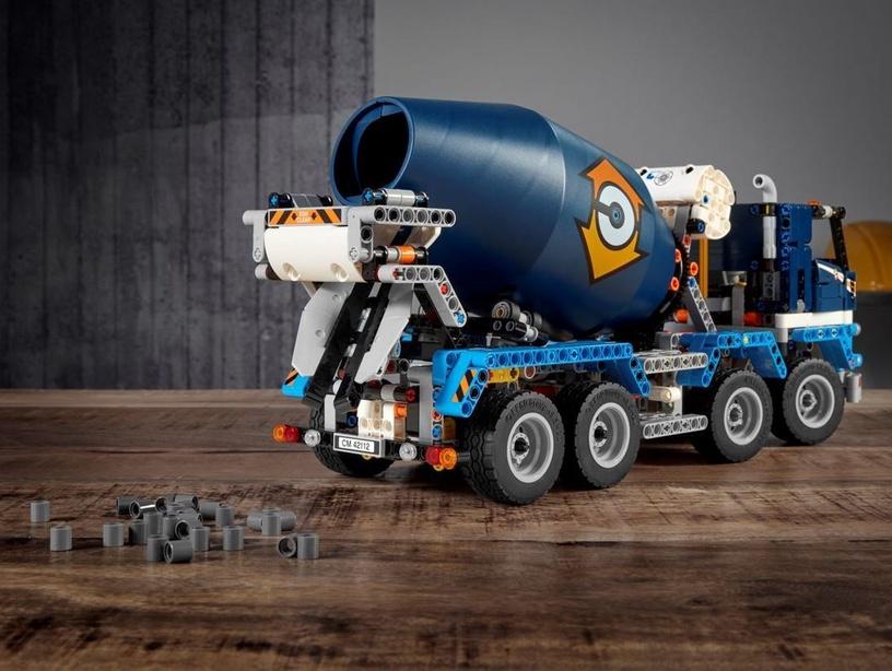 Конструктор LEGO®Technic 42112 Бетономешалка