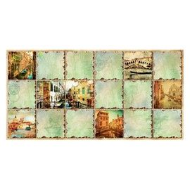 SN Decoration Board 480x955mm Mosaic Venice