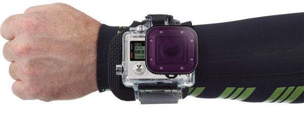 GoPro Magenta Dive Filter ADVFM301 Violet
