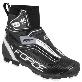 Force Ice MTB Winter Black/White 41