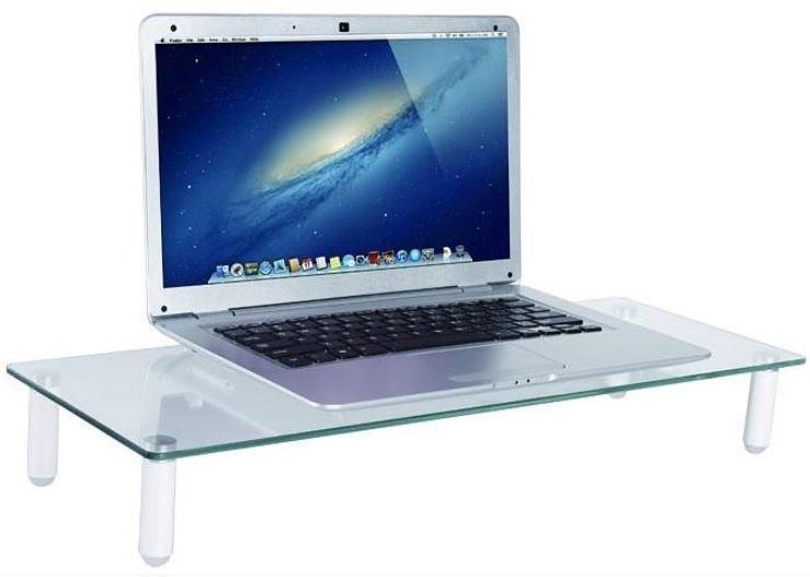 Techly Universal Tabletop Monitor Riser