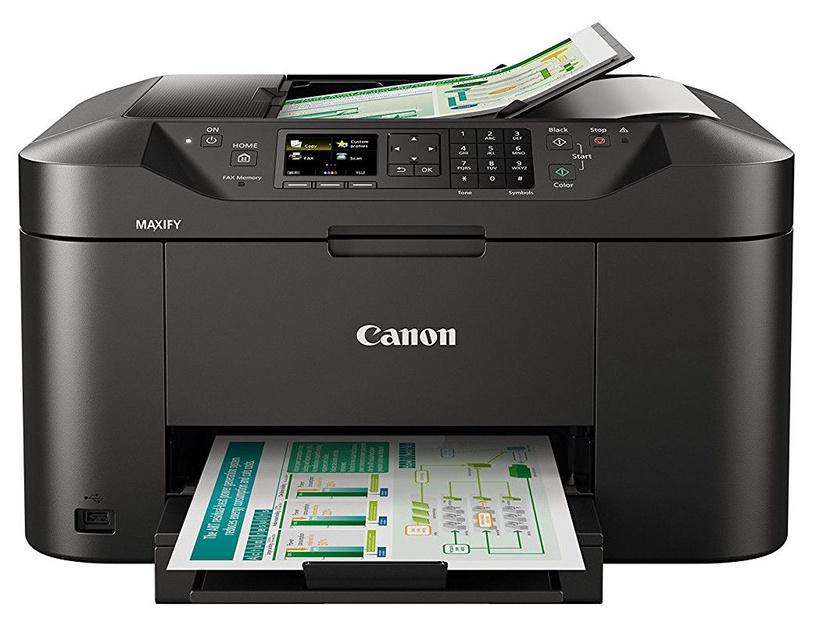 Многофункциональный принтер Canon Maxify MB2150, струйный, цветной