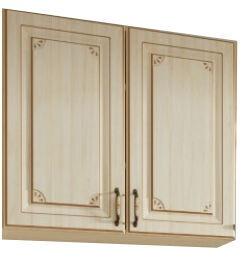 Augšējais virtuves skapītis WIPMEB Febe FE-05/G80, smilškrāsas, 800x285x720 mm