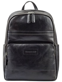 "Dbramante1928 VENDBORG Notebook 16"" Backpack Black"