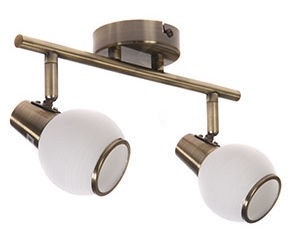 Verners Spotlight ARTA SP016-2_AB Brass