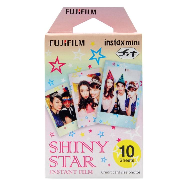 Fotolint Fujifilm Instax Mini Shiny Star, 10 tk