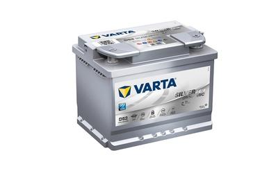 Akumuliatorius Varta SS, 12 V, 60 Ah, 680 A
