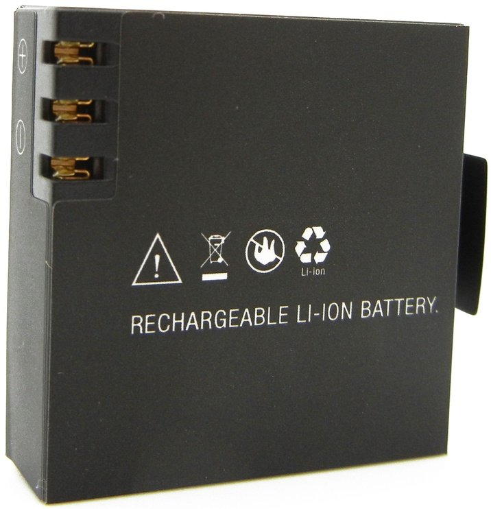 GoXtreme Battery for Black Hawk 4K / Stage 2.5K
