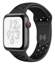 Apple Watch Series 4 40mm Nike+ Cellular Aluminum Grey/Black