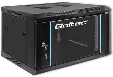 Серверный шкаф Qoltec RACK 54462, 60 см x 37 см x 45 см