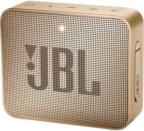 Belaidė kolonėlė JBL GO 2 Pearl Champange, 3 W