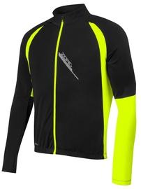 Force Zoro Slim Jacket Unisex Black/Yellow XL