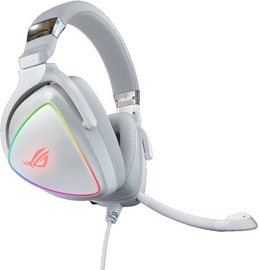 Asus ROG Delta White Edition Over-Ear Gaming Headset White