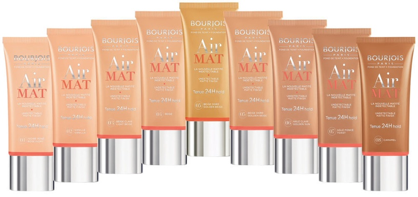 BOURJOIS Paris Air Mat Foundation SPF10 30ml 05