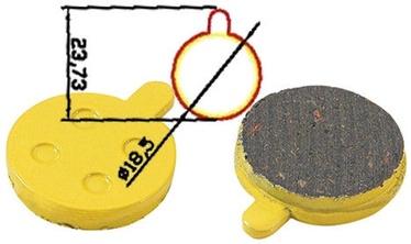 Alhonga Disk Pads