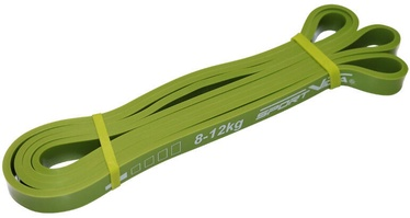 SportVida Rubber Training Resistance Band Green 2080x15x4.5mm