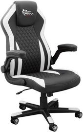 WhiteShark Gaming Chair Dervish K-8879 Black/White