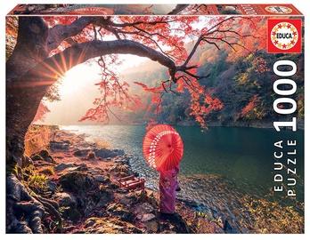 Educa Borras Puzzle Sunrise In Katsuma River 1000pcs