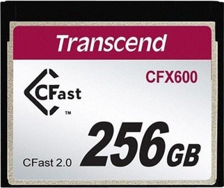 Transcend CompactFlash CFX600 256GB