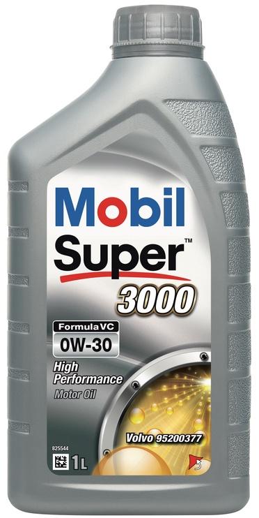 Машинное масло Mobil Super 3000 VC 0W-30, 1 L