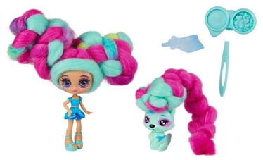 Spin Master Candylocks Basic Doll With Accessories Ocean Spray