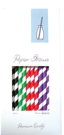 Barkonsult Paper Straws Mixed 100pcs