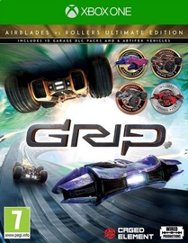 GRIP: Combat Racing - AirBlades vs Rollers Ultimate Edition Xbox One