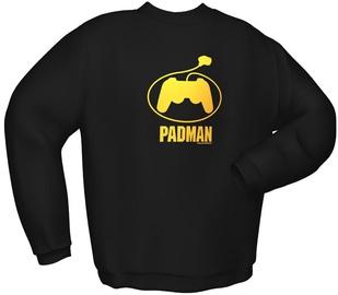 Svīteris GamersWear Padman Sweater Black L