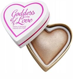 Makeup Revolution London I Love Makeup Blushing Hearts Baked Highlighter 10g Goddess Of Love