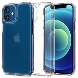 Чехол Spigen Quartz Hybrid for Iphone 12/12 Pro, прозрачный