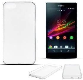 Чехол Telone Ultra Slim Back Case Sony Xperia Z3 Transparent