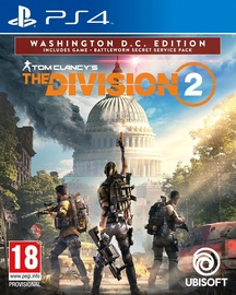 Tom Clancy's The Division 2 Washington D.C. Edition incl. Russian Audio PS4