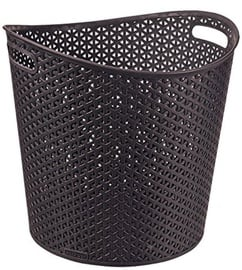 Curver My Style 30l Round Basket Dark Brown