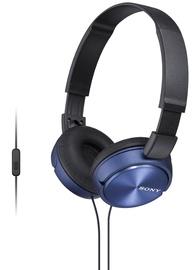 Ausinės Sony MDR-ZX310AP Blue
