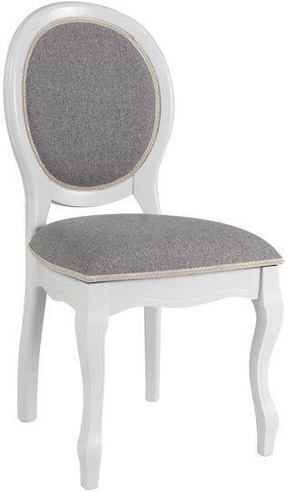 Стул для столовой Signal Meble FNSC White/Gray, 1 шт.