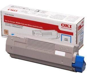 Oki Large Capacity Toner Cartridge For C833/843 Cyan