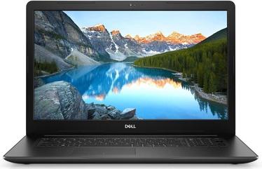 "Nešiojamas kompiuteris Dell Inspiron 3793 7038 Black PL Intel® Core™ i5, 8GB/256GB, 17.3"""