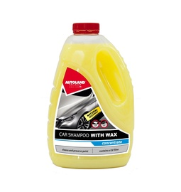 Autoland Car Shampoo With Wax 3l