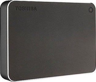 "Toshiba Canvio Advance 2.5"" USB 3.0 4TB Dark Grey"