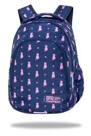 Skolas mugursoma CoolPack C25240, zila/rozā