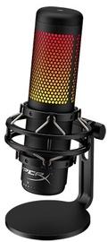 Микрофон HyperX HMIQ1S-XX-RG/G, черный/многоцветный