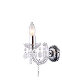 Lampa Futura MB58-1 60W E14, balta